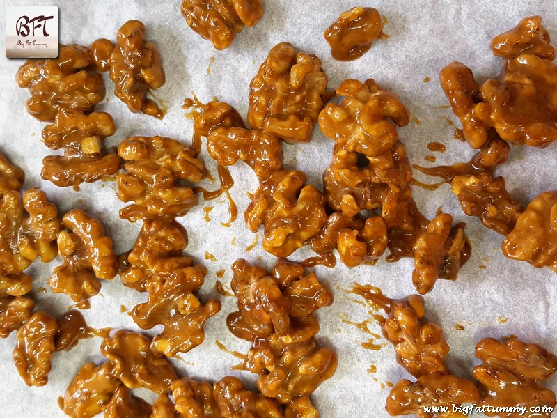 honey-glazed-walnuts05 - Honey Glazed Walnut