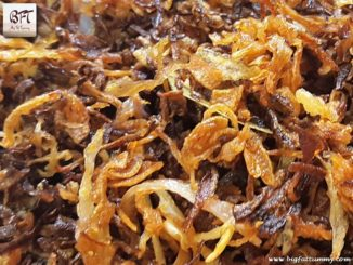 Birista - Fried Onion