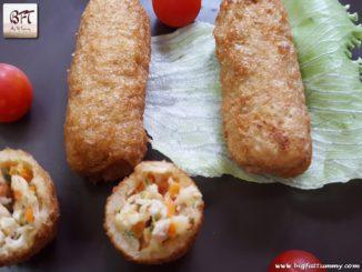 Chicken Croquette