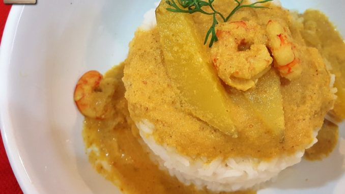 Prawn Mango Curry