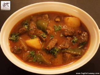 Tangy Beef Curry