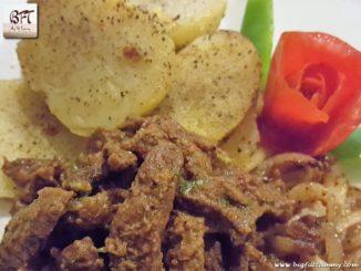 Beef Tomato Roast