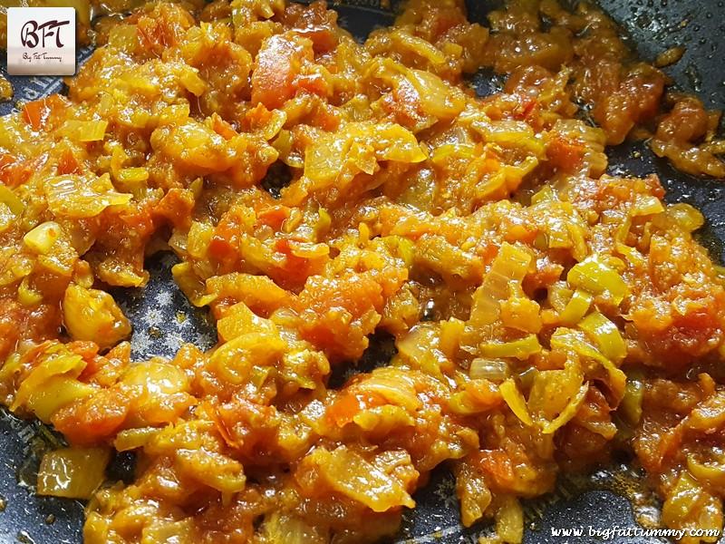 Preparation of Toor Dal Tadka