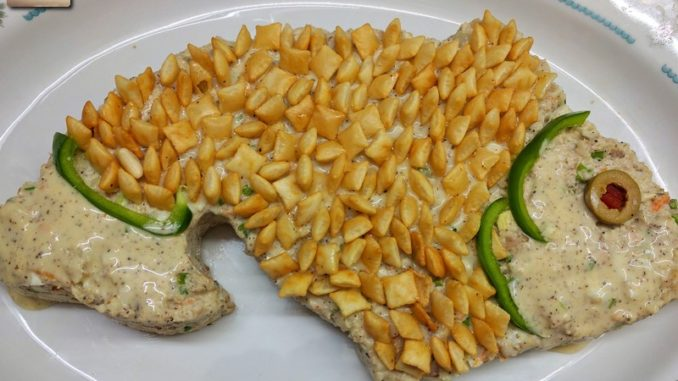 Goan Kingfish Mayonnaise Salad