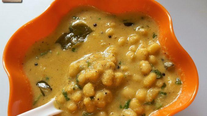 Alsande Tonak (Cow Pea) - Goan Recipe