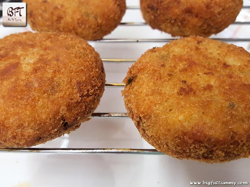Preparation of Chicken Cutlets