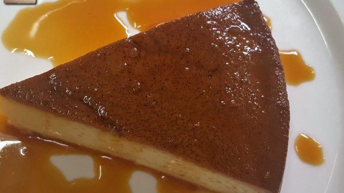 Custard Caramel