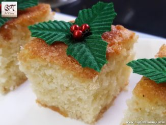 Dessicated Coconut Cake