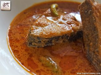 Mangalorean Halwa Curry