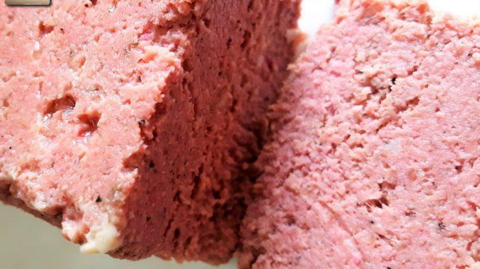 Goan Pork-Beef Meat Loaf