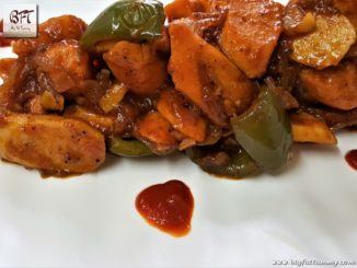 Chicken Sausage Stir Fry