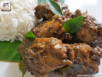 Chettinad Pepper Chicken Fry