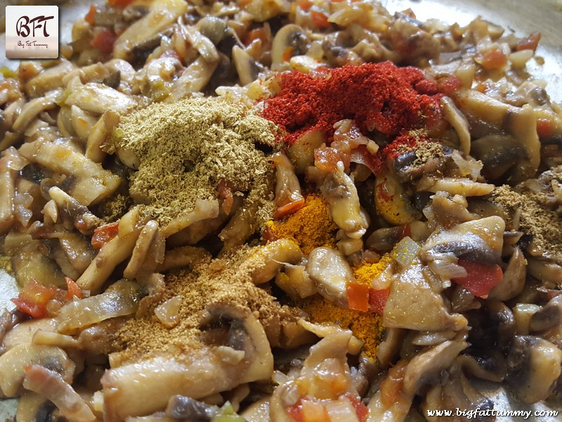 Making of Goan Almyache Dangar / Mushroom Cutlets