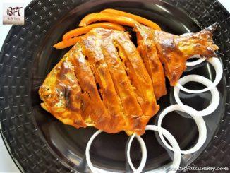Grilled Pomfret