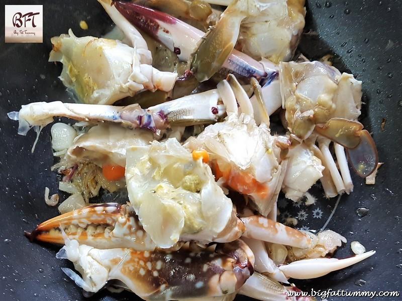 Preparation of Crab Xec Xec