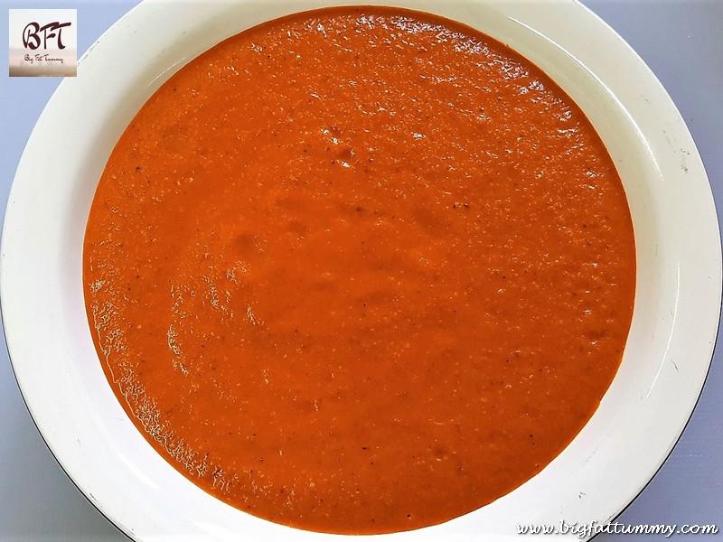Preparation of Mangalorean Rawas Curry