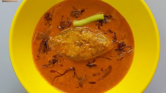 Mangalorean Rawas Curry