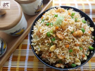 Prawn Egg Fried Rice