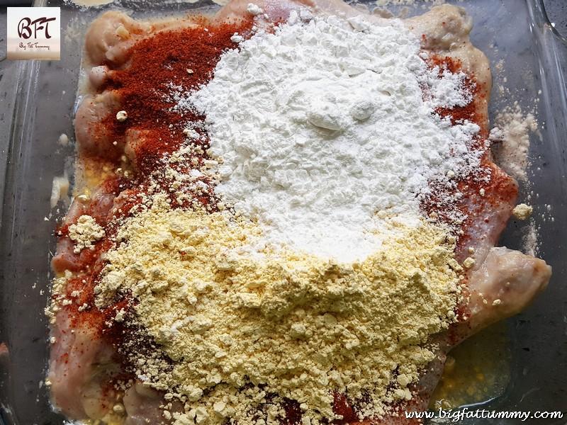 Preparation of Yummy Fried Chicken