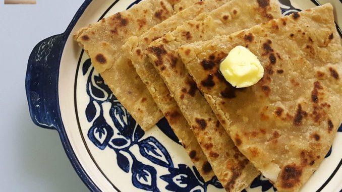 Coconut Bhakri (Bread)