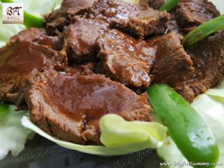 Goan Red Beef Roast