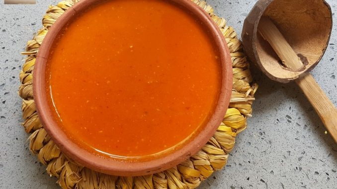 Sorak - The Plain Goan Coconut Curry