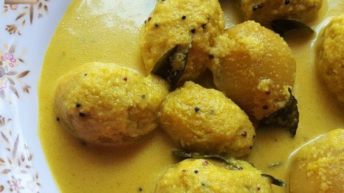 Ambade Ros / Hog Plum Curry