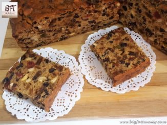 Brandy Fruit Cake