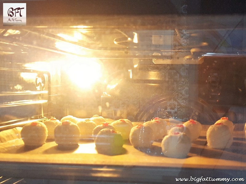 Making of Desiccated Coconut Cookies