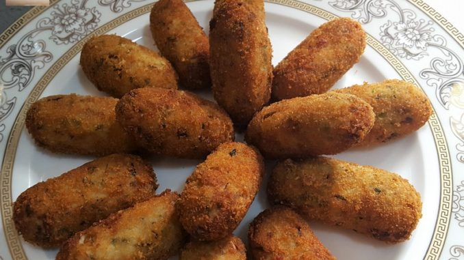 Kingfish Croquettes
