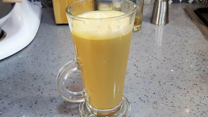 Massado / Egg Flip / Eggnog