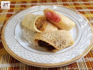 Allebelle / Mannkio are Goan pancakes