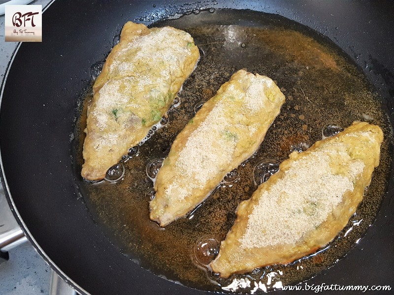 Preparation of Bangda (Mackerel) Steaks
