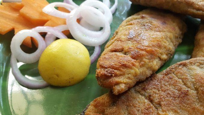 Bangda (Mackerel) Steaks