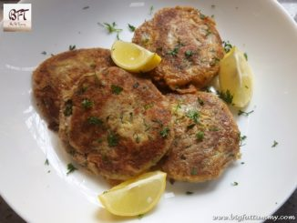 Canned Sardine Cutlets