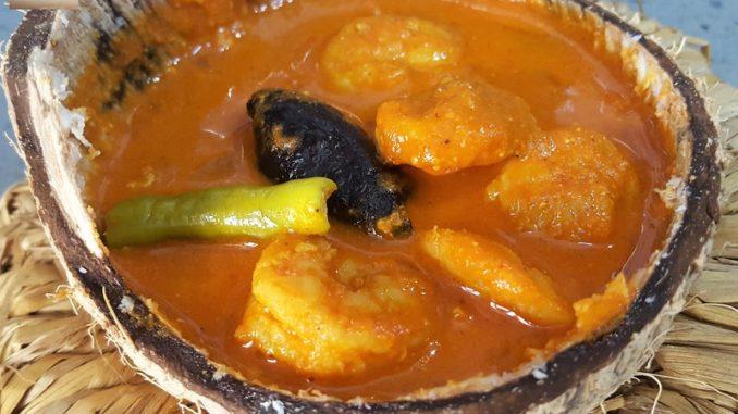 Goan Prawn Currry