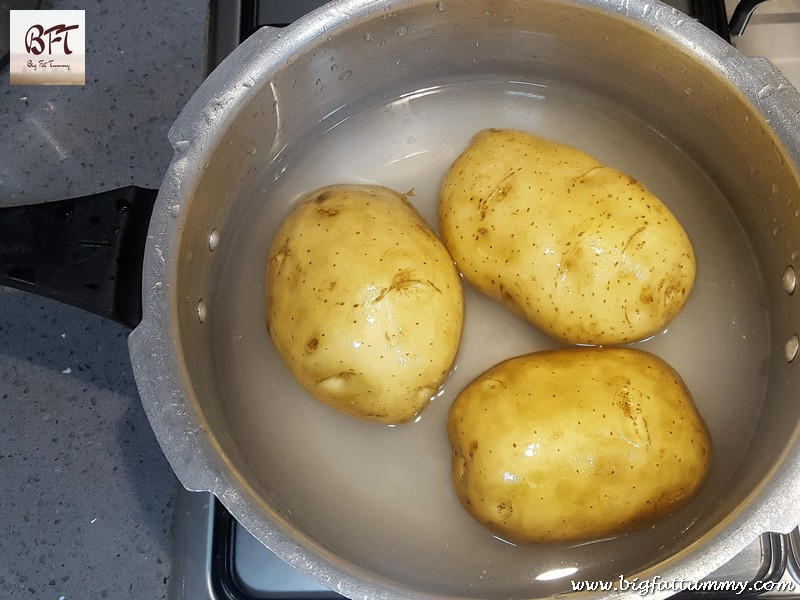 Preparation of Potato Mash for Potato Chops