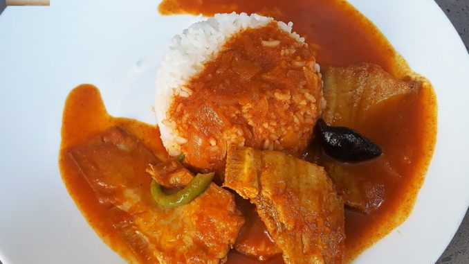 Sole Fish Pepper Curry