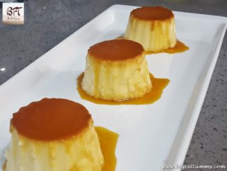 Caramel Yogurt Pudding