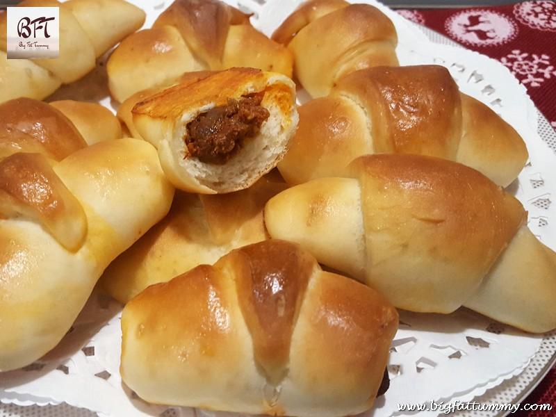 Goan (Chorizo) Sausage Rolls