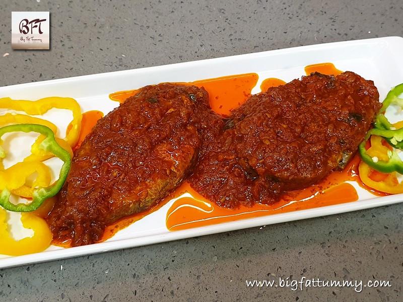 Fish Balchao