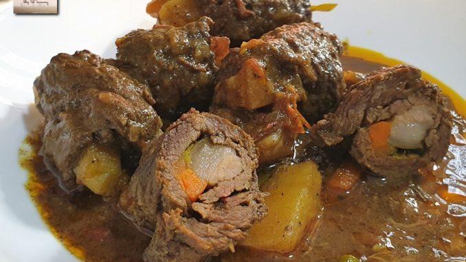 Beef Rolado / Roulade