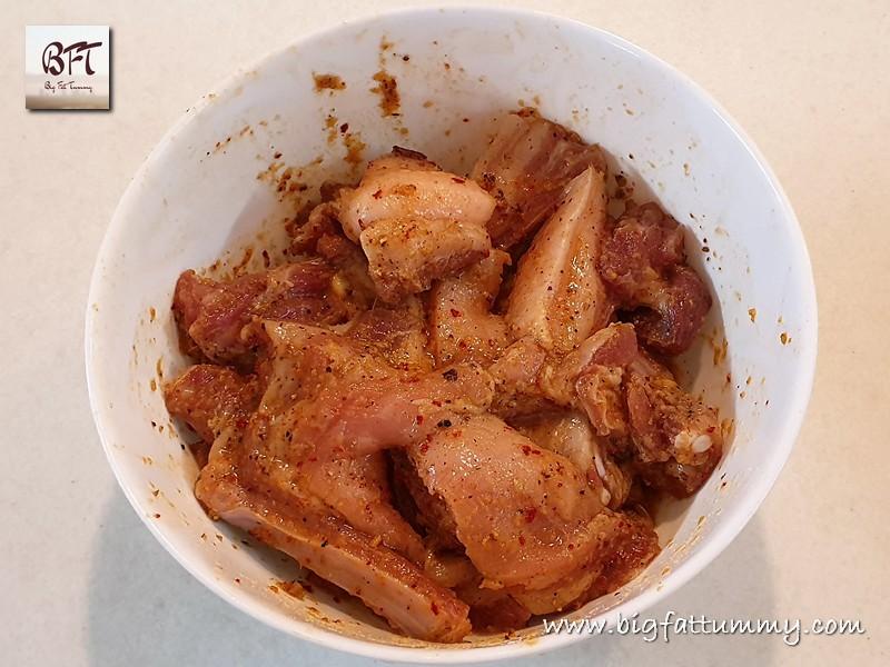 Preparation of Pork Amsol