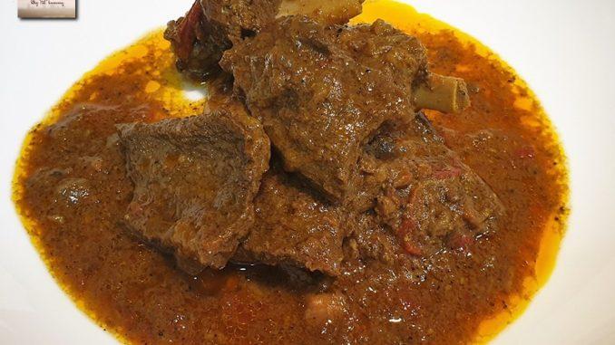 Pork & Beef Masala