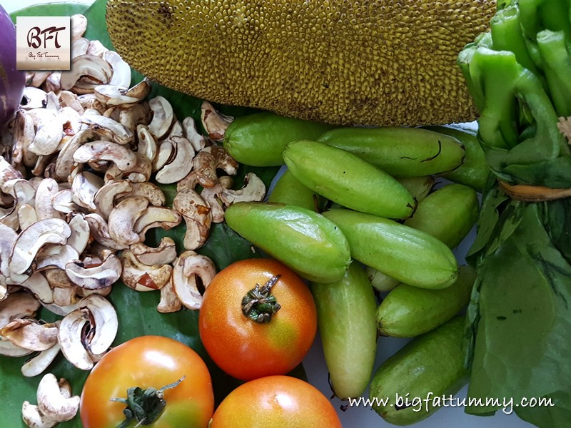 Goan Seasonal Vegetables