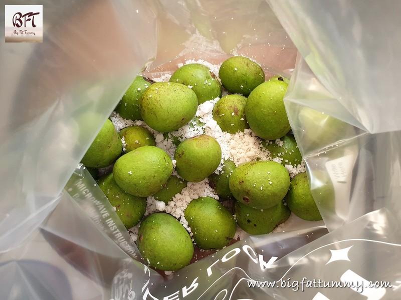 Making of Chepnim Tor _ Goan Mangoes in Brine