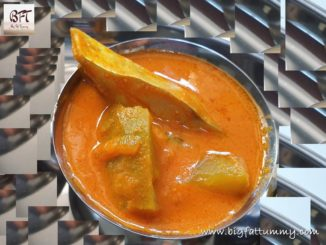 Raw Mango Pomfret Curry