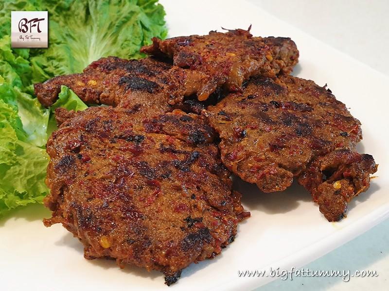 Beef Masala Fried