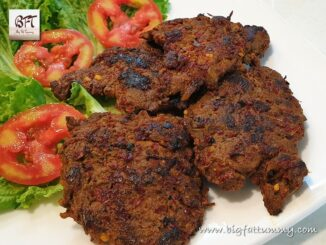 Beef Masala Fried