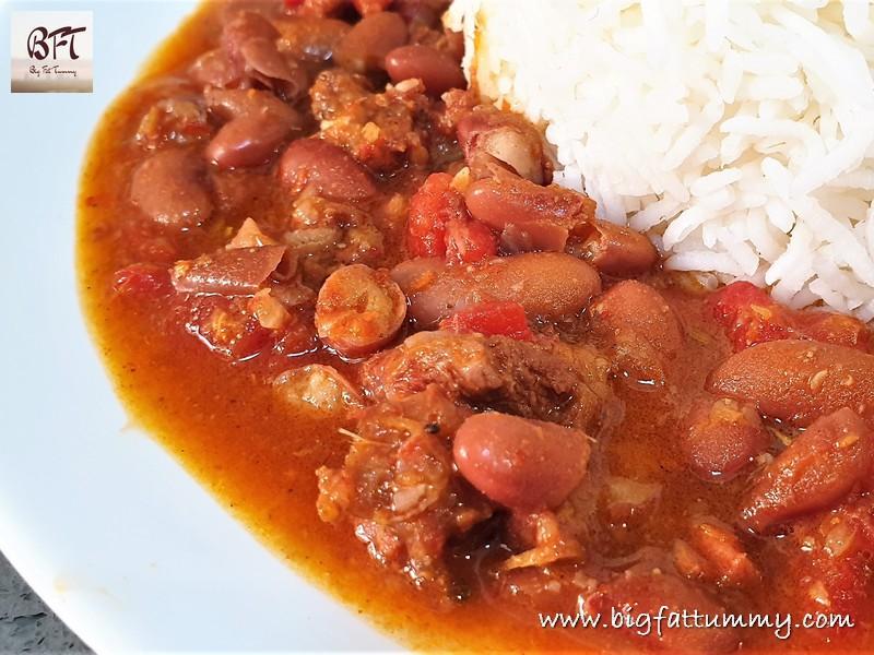 Feijoada - Goan Cherizo Stew
